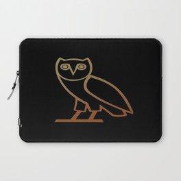 OvO Owl Drake Laptop Sleeve