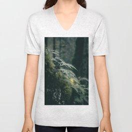 Ferns VII Unisex V-Neck
