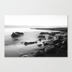 Whisper Rocks Canvas Print