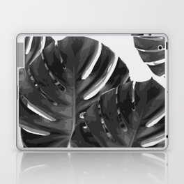 Monstera_Le_2 Laptop & iPad Skin