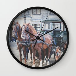 Carriage for Princess Wall Clock