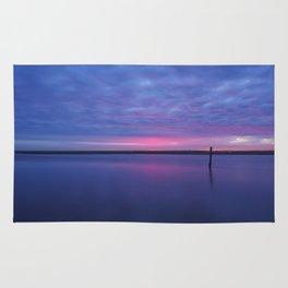 Colorful Sunrise Rug