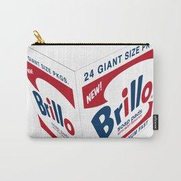 Brillo - the box Carry-All Pouch
