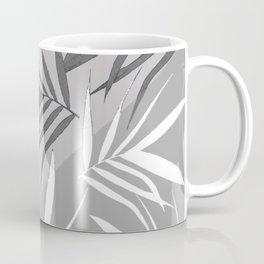 Envelope leaves decor. black. white.grey Coffee Mug