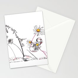 defeat & perseverance Stationery Cards