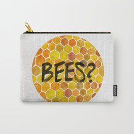 BEES? Carry-All Pouch