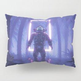 Lost In The Neon Jungle Pillow Sham