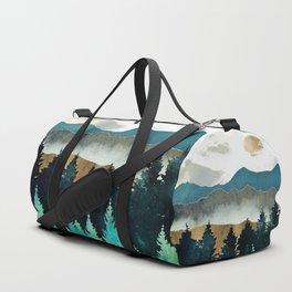 Forest Mist - Custom Horizontal Duffle Bag