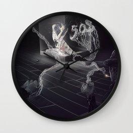 NoHope Wall Clock