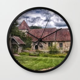 East Chiltington Church Wall Clock