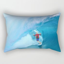 Surf Sweater Rectangular Pillow