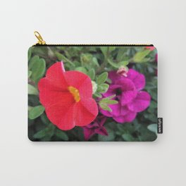 Calibrachoa Flowers 2 Carry-All Pouch