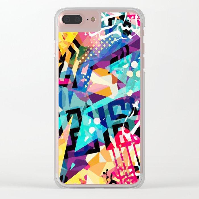Art Exotica Clear iPhone Case