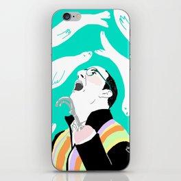Loose Seal iPhone Skin