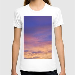COME AWAY WITH ME - Autumn Sunset #1 #art #society6 T-shirt