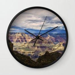 South Rim Wall Clock