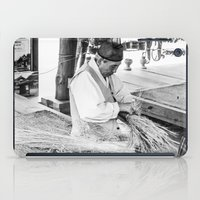 korean iPad Cases featuring Korean Traditional Craftsman by Jennifer Stinson