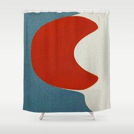 Kin (Sun) Shower Curtain