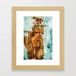 Ocean Days Framed Art Print
