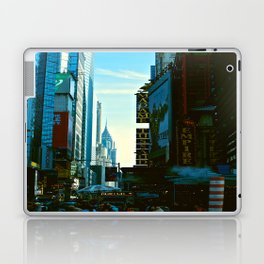 Busy City Laptop & iPad Skin