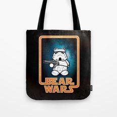 Bear Wars - Bear Trooper Tote Bag