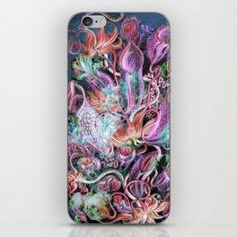 Octopus Garden iPhone Skin