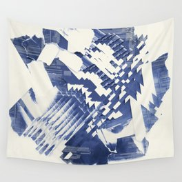 Abstract 220 Wall Tapestry