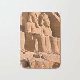 Great Temple of Abu Simbel Bath Mat