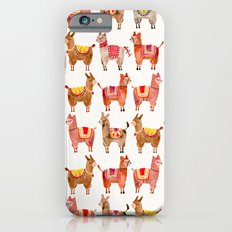 Alpacas Slim Case iPhone 6