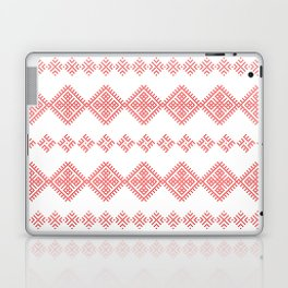 Pattern - Family Unit - Slavic symbol Laptop & iPad Skin
