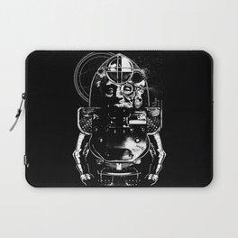 Old Lady Laptop Sleeve