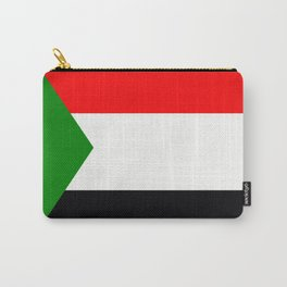 Flag of Sudan Carry-All Pouch