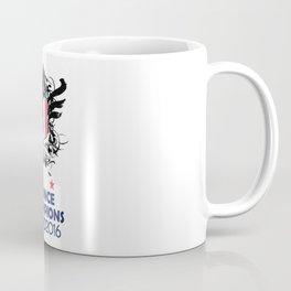 France Uefa Euro 2016 Coffee Mug
