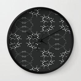 MEIA-NOITE [MIDNIGHT] Wall Clock