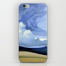 The Front iPhone & iPod Skin