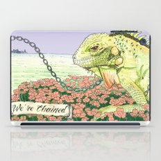 We're Chained iPad Case