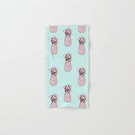 Pineapple & Mint Hand & Bath Towel