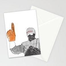 RoboCop —#1 Cop Stationery Cards