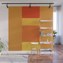 Tequila Sunrise No. 3 Wall Mural