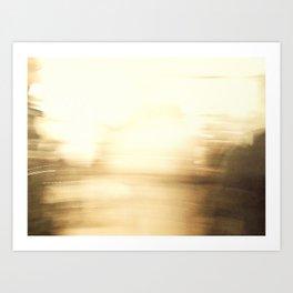 Memories (II) Art Print