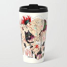 Wolfmother Travel Mug