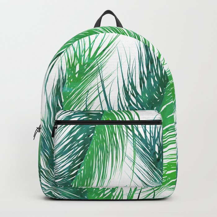 Bed Head Palm | #society6 #decor #buyart Backpack