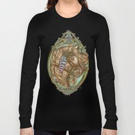 Tribal Horse Long Sleeve T-shirt