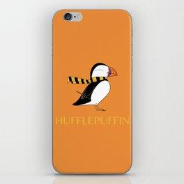 Hufflepuffin iPhone Skin