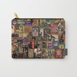Rock n' roll stories II Carry-All Pouch