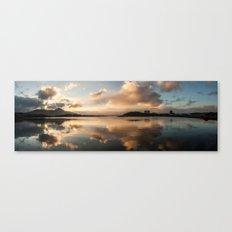 Westport bay Canvas Print