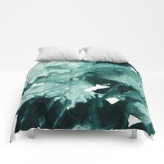 inkblot marble 4 Comforters
