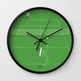 Game Point Wall Clock