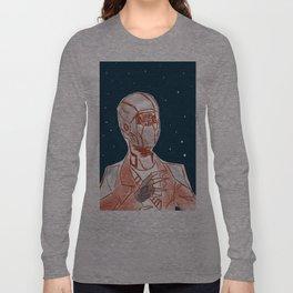 Beyond space mercenary Long Sleeve T-shirt