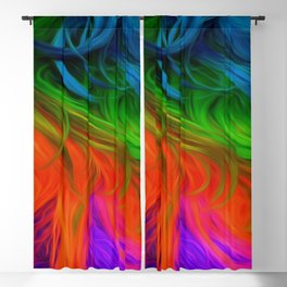 Bright Mane Blackout Curtain